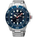 Montre Seiko Prospex Mer Diver's Edition spéciale PADI quartz solaire cadran bleu bracelet acier 43,5 mm Homme