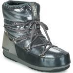 Moon Boot Bottes Neige Moon Boot Low Saint Moritz Wp Moon Boot