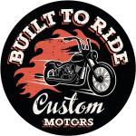 Mur Décalque Salon Usa Moto Construire Pour Monter Lettrage, Mur Autocollant Salon, Décoration De