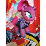My Little Pony The Movie Tempest Shadow Noir Violet Peluche Hasbro 2016