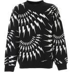 Neil Barrett Sweatshirts et Hoodies Enfant pour Garçon, Noir, Coton, 2021, 10Y 12Y 14Y 4Y