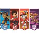 Nickelodeon sticker mural Patrouille Patrouille toile 2 feuilles autocollantes