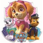 Nickelodeon sticker mural Paw Patrol Patrol Sky 1 feuille d'autocollants
