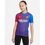 Maillots de football Nike enfant FC Barcelona respirants lavable en machine