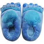 Chaussures Blue Star bleues pour pieds très larges