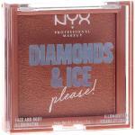 Nyx Professional Makeup Diamonds & Ice Face And Body Illuminator - Enlumineur Pour Visage Et Corps