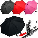 Ombrelle/Antisoleil pour la poussette/protection contre les UV (50+) (NOIR)