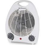 Orbegozo FH 5115 Indoor White 2000 W Fan Electric Space Heater Electric Space Heaters (Fan Electric Space Heater, ce, Indoor, floor, table, White, Rotary)
