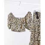 Vêtements & Other Stories noirs à motif tournesols