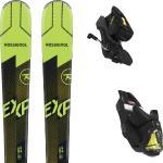 Skis Rossignol Experience marron