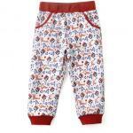 Pantalon jogging bébé rouge Baby But - Taille - 6M
