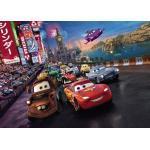 Papier peint Cars Race Disney 254X184 CM
