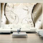 Papier peint - Gold ornament - Décoration, image, art -