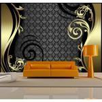 Papiers peints Bimago dorés