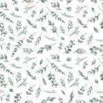 Papier peint intissé Greenery nature feuillages (10 m) Lilipinso