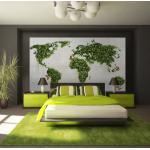 Papier peint - Le jardin des papillons - Décoration, image, art