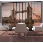 Papier peint - London Bridge - 200x140 - -