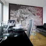 Papier peint - loup - photographie - Décoration, image, art -