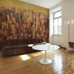 Papier peint - New York City en sépia - 450x270 - -