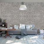 Papier peint - Oriental ornament - Décoration, image, art -