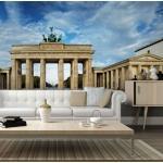 Papier peint - Porte de Brandebourg - Berlin - Décoration, image, art | Ville et Architecture | Berlin |