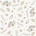 Papier peint Prairie Lutin Petit Pois