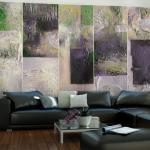 Papier peint - Rainy landscape - Décoration, image, art - Deko
