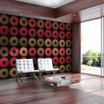 Papier Peint   Red Wheels   400x270   -