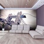 Papier peint - Tower Bridge - 450x270 - -