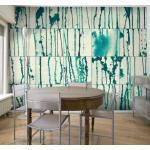 Papier peint - Turquoise Rivers - Décoration, image, art - Deko