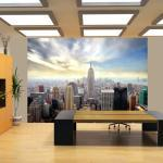 Meubles Bimago à motif Empire State Building