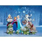 Papier Peint Xxl La Reine Des Neiges Et Les Trolls Disney Frozen 360x255 Cm