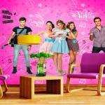 Papier peint XXL Violetta Disney Channel