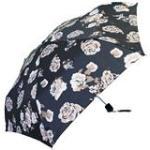 Parapluie de poche pliant - Compact et léger 24 cm - Roses