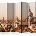 Paravent 5 Volets Rome Bird's Eye View 172x225cm - Paris Prix