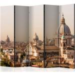 Paravent 5 Volets Rome Bird's Eye View II 172x225cm - Paris Prix