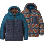 Vêtements Patagonia marron à motif canards éco-responsable look fashion pour garçon