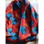 Peignoir Robe De Chambre Spider Man5ans, Polaire Rouge Et Bleu, Target