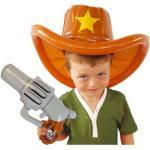 Perruque Enfant Gonflable Cow Boy Plus Pistolet