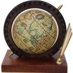 Petit globe terrestre vintage, Tchécoslovaquie 1980