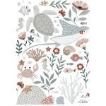 Planche de stickers LILIPINSO - Ocean Dream multicolore