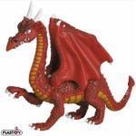 PLASTOY - Le Dragon Rouge
