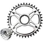 Plateau De Vélo 32-38t Pour Shimano M6100 / 7100/8100/9100 38t + Outil De Montage
