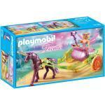 Playmobil 9136 - Fée Avec Carrosse Et Licorne