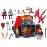 Playmobil Dragons 5420 - Coffre Et Chevaliers