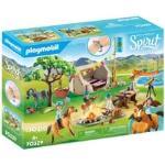 Playmobil Paardenkamp