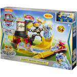 Playset Meteor Track Set Paw Patrol True Metal Mighty Pups Charged Up