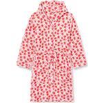 Playshoes Bademantel Erdbeeren Robe de Chambre, Rose 14, 158 cm-164 cm Garçon