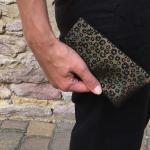 """Poche De Tabac, Téléphone Mobile Pocket """"Fleur Arc En Ciel"""
