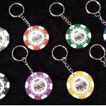 Porte Clef/Bijou De Sac Jeton Poker Wsop Officiel